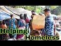 Helping Homeless People   Danish Zehen   SR Lifestyle Vlogs
