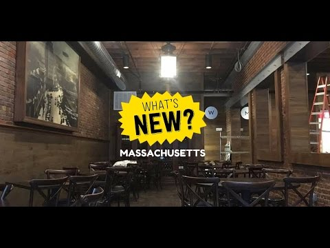 TV SHOW: What's New? Massachusetts visits Quincy Center