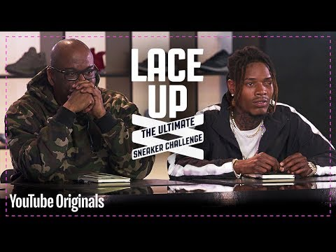 Fetty Wap: The Stan Smith - Lace Up (Ep 3)