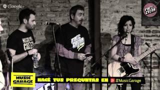 Face Cream - Entrevista 2da Parte en #MusicGarage con Eduardo de la Puente Thumbnail