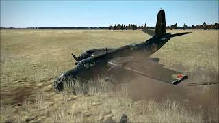 IL 2 Sturmovik Battle of Stalingrad Epic Crashes and Fails Compilation Part 14