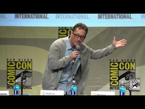 The Spongebob Movie: Sponge Out of Water 2015 ComicCon 2014: Panel HD Antonio Banderas, Clancy