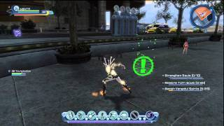 DC Universe Online Gameplay PS3 finally level 30