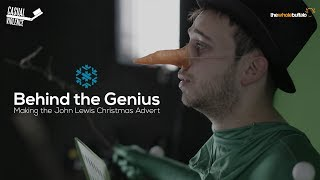 Behind The Genius: Making The John Lewis Xmas Advert 2018