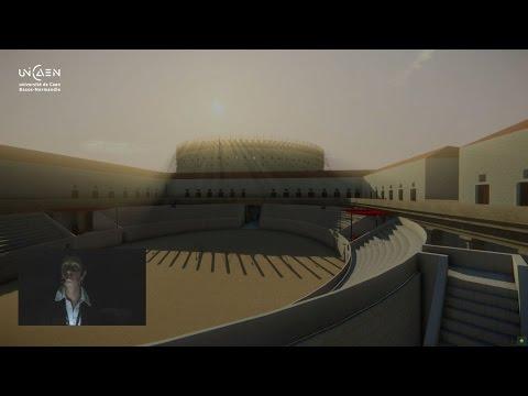 Le Colisée [3D] - Les Nocturnes du Plan de Rome - 04 fév. 15