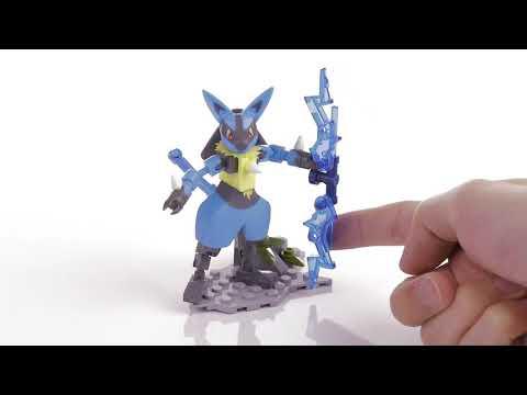 Mega Construx Pokémon Lucario Building Set | Toys R Us Canada