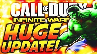 new INFINITE WARFARE UPDATE is INSANE! (KILL TRADING GONE + GENESIS IS BACK) NEW COD IW PATCH NOTES!