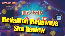Medallion Megaways - Slot Review - Online Slots - Casumo - The Reel Story