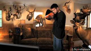 Cabela´s Monster Buck Hunter Wii Trailer