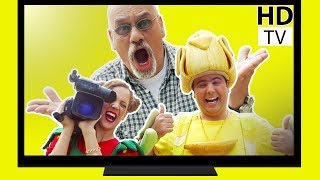 فوزي موزي وتوتي – فوزي موزي توتي في التلفزيون  – Fozi mozi and tutti on TV thumbnail