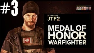 Medal Of Honor: Warfighter - Walkthrough - Multiplayer Gameplay - Part 3 - Experiencing Bugs