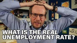 What Is The Real Unemployment Rate?