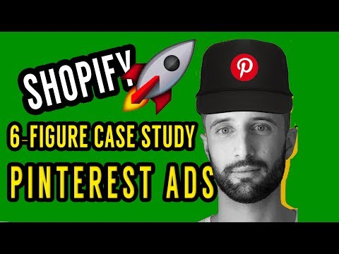 [Shopify Case Study] How This Dropshipping Store Makes 6-Figures With Pinterest Ads thumbnail