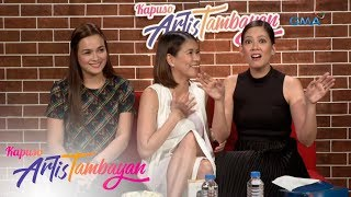 ArtisTambayan: Chynna Ortaleza shares her experience on being a mom in her 30s
