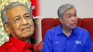 Zahid on meeting Tun M: Message to jump ship was clear