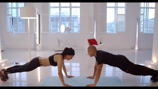 COUPLES WORKOUT - GET FIT AND HEALTHY TOGETHER