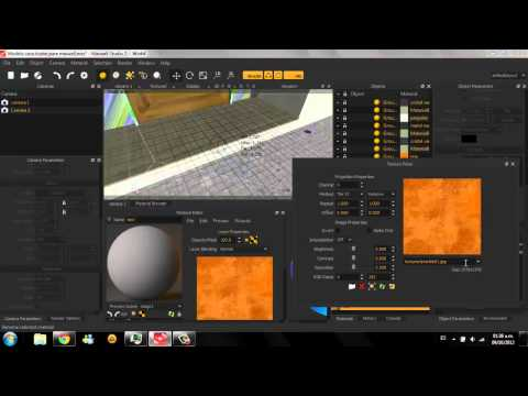 Tutorial - How work with Maxwell Render - Part 6 (export, import, 3ds max, rendering) en español Videos De Viajes