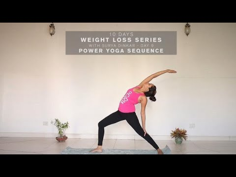10 days weight loss series with surya dinkar  day 9