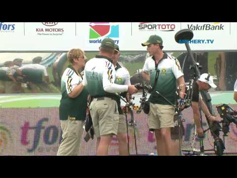 Archery World Cup 2010 - Stage 2 -  Team Match #4