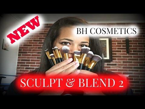 NEW BH COSMETICS | Sculpt & Blend 2 Brushes