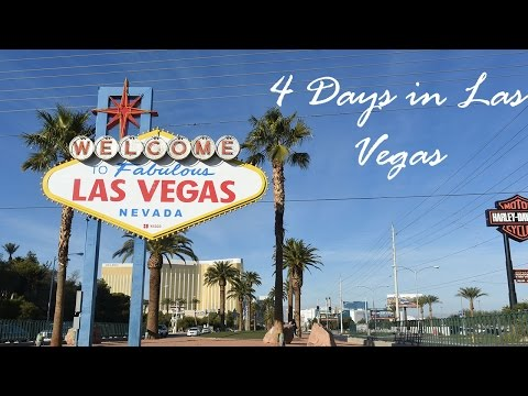 4 Days in Las Vegas feat. Red Rock Canyon