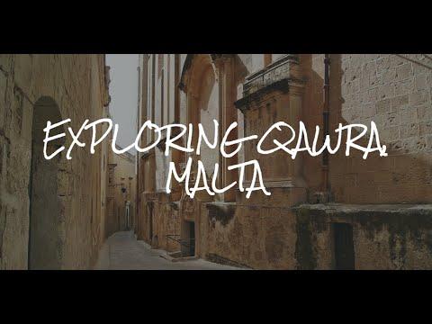 Exploring Qawra Malta