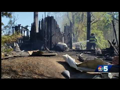 West Burke Fire