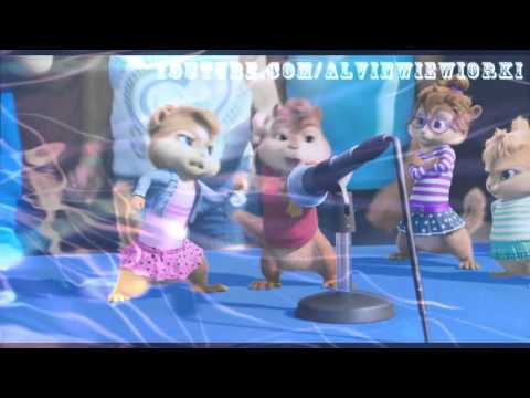 Sorry for party rocking Chipmunks music  HD