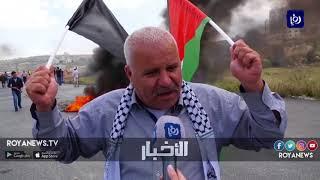 مواجهات مع الاحتلال في الضفة الغربية - (15-5-2018)