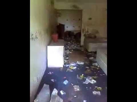 Abandoned Motel in Yeehaw Junction, Florida