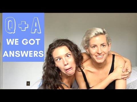 Q&A: GET TO KNOW US // Alexis & Lilian