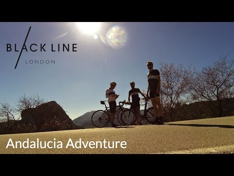 Black Line London in Andalucia