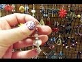 How I organize and display my earrings