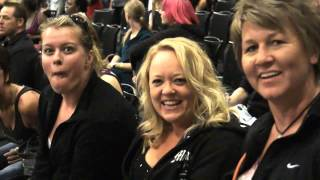 Behind the Scenes: Midwest Pole Dance Competition 2012