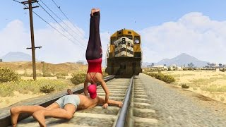 GTA 5 BRUTAL KILL COMPILATION (Grand Theft Auto V Walk with Franklin Watch Dogs/Funny/Thug life)