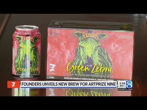 Founders unveils new brew, plan for ArtPrize Nine