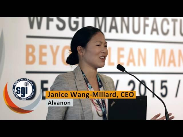 WFSGI Manufacturers Forum 2015 - Beyond Lean Manufacturing