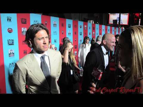 Brad Falchuk at the American Horror Story: Freak Show Premiere #AHSFREAKSHOW