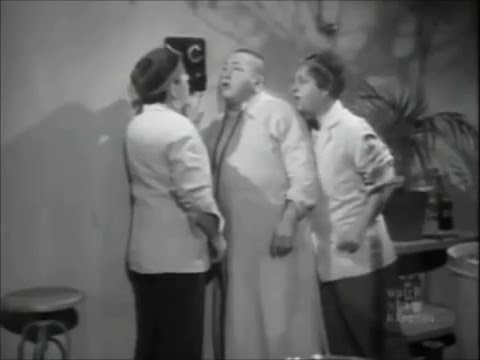 The Three Stooges Anniversary Special intro