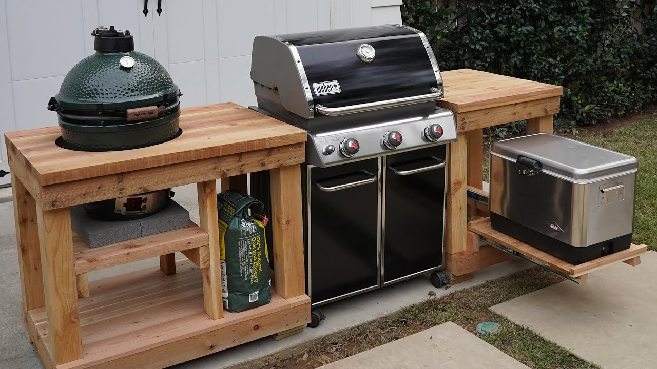 Grill Like A Champion How To Build An Outdoor Kitchen Island