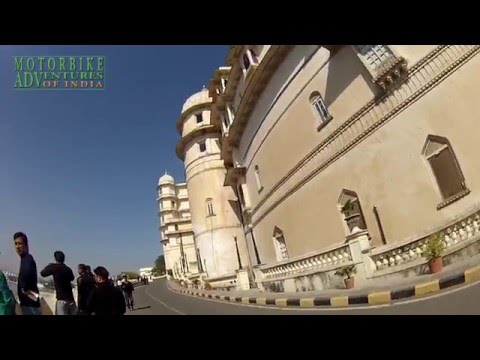 Udaipur Rajasthan   Day 7 rest day in    motorbike Adventures tour India  