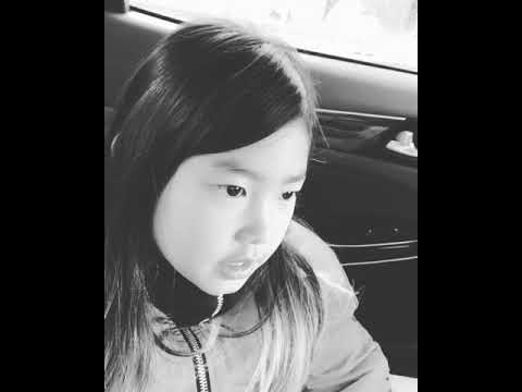 (180213) Tablo's Daughter Haru Speaking English 2018...Her Accent is GOOD!!