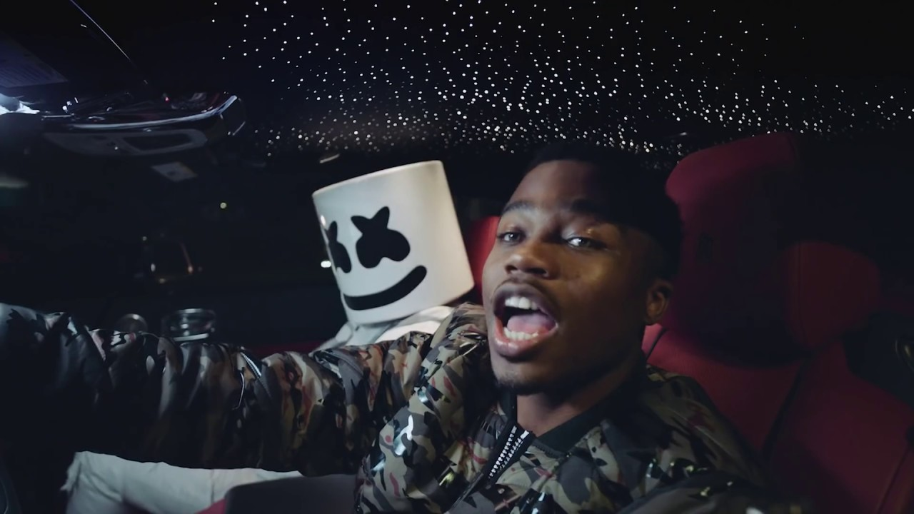 Marshmello x Roddy Ricch - Project Dreams (Official Music Video)