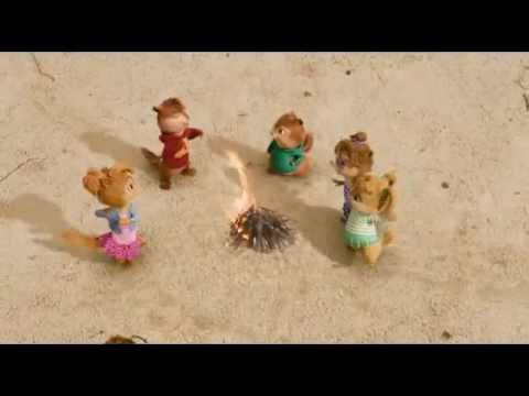 Kumbaya my lord, Kumbaya (Alvin and the Chipmunks 3: Chipwrecked Scene) BETTER QUALITY