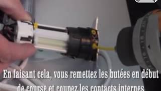 Tester votre moteur de volet roulant Systec