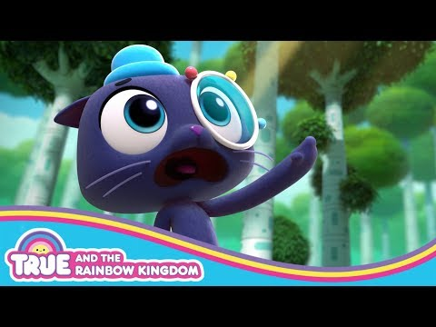 Tracking The Giant Wuzzle Wegg   Wuzzle Wegg Day   True And The Rainbow Kingdom Easter Special