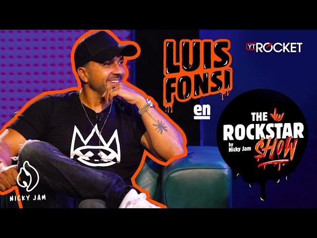 THE ROCKSTAR SHOW By Nicky Jam 🤟🏽 - Luis Fonsi | Capítulo 4
