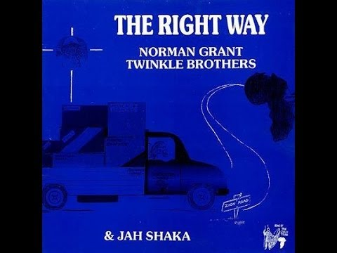 Twinkle Brothers & Jah Shaka - The Right Way LP