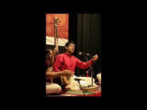 Music Academy Radel Mid year concerts 2018 Day 1 - Krishna Ramarathinam