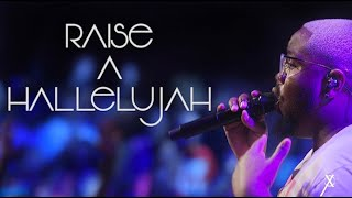 Download Raise A Hallelujah - Cross Worship feat. D'marcus Howard and Colette Alexia Mp3 and Videos